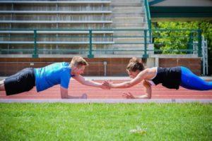 Exercice gainage homme ou femme : c'est pareil