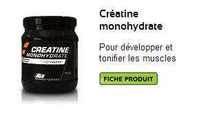 créatine-monohydrate