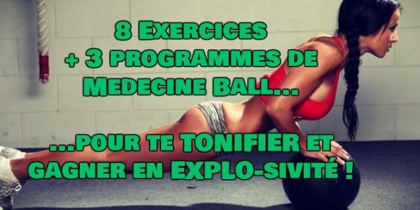 Exercice Medecine Ball