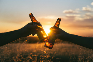 L'alcool sucré est mauvais si tu veux mincir