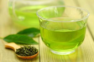 perdre du ventre thé vert