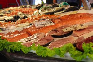 Le poisson gras est bon pour la perte de poids