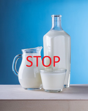 Produits laitiers et ballonnements