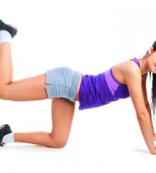 L'extension hanche-jambe fléchie l'un des exercices fessiers efficaces