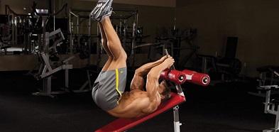 comment muscler les abdos du bas