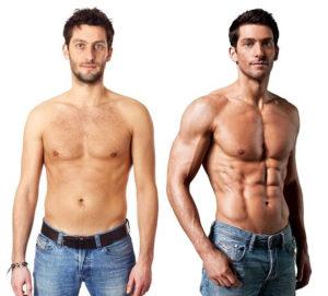 Exercices abdos sur banc de musculation