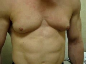 Perdre la graisse des pectoraux homme: causes