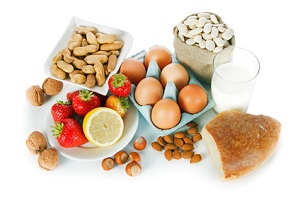 aliments allergenes