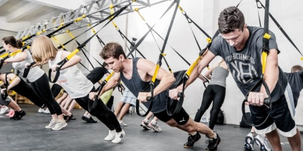 exercices trx